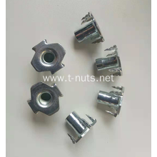 M-Four Zinc Pronged Tee Nuts